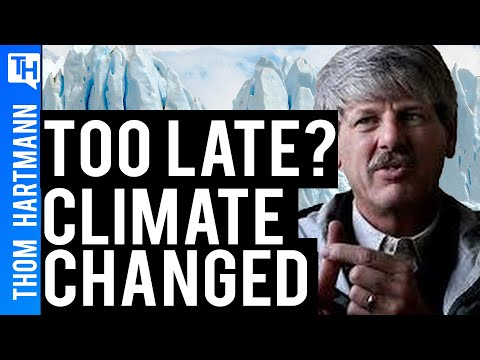 "Climate Change: ""If we lose the Arctic, we lose the whole world"" (w/ Guy McPherson)"