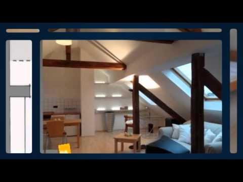 Flingern: Großzügig Gestaltete Loft- Wohnung. Freigelegte