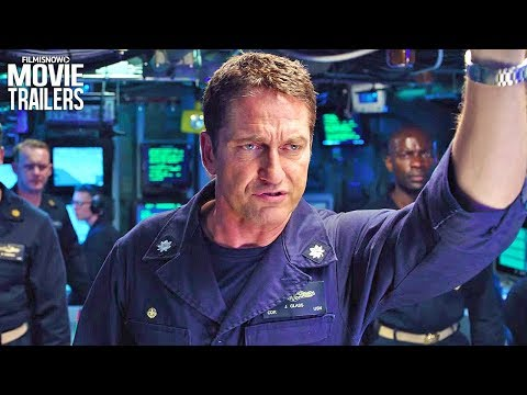HUNTER KILLER Full online NEW (2018) - Gerard Butler Action Thriller