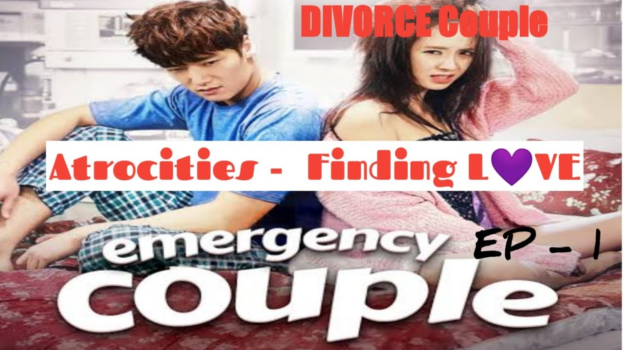 Download EP 1    EMERGENCY COUPLE    K-drama in Tamil