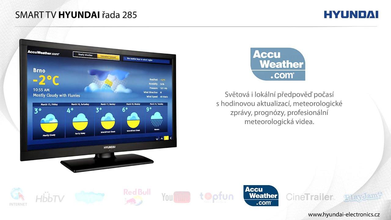 229e5756b SMART TV Hyundai 285 - YouTube