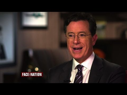 Stephen Colbert discusses how he would approach an interview with Jesus
