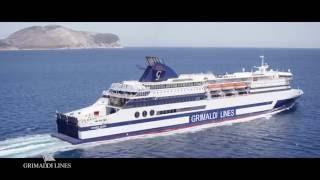 C'è sempre più Sardegna nelle rotte Grimaldi Lines