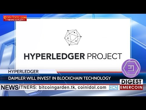 KCN Mercedes Benz had acceded to Hyperledger