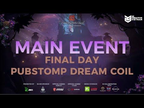 Pubstomp DreamCoil   The International 9   Final Day   23 Creative VN
