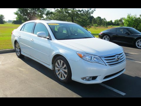 2012 toyota avalon limited full tour start up at massey toyota youtube. Black Bedroom Furniture Sets. Home Design Ideas