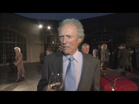 Clint Eastwood at Jaguar Event