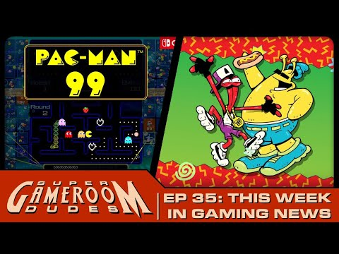 Pac-Man 99! ToeJam & Earl! Arcade1Up & AtGames Talk! Super Hero Games! from Detroit Love