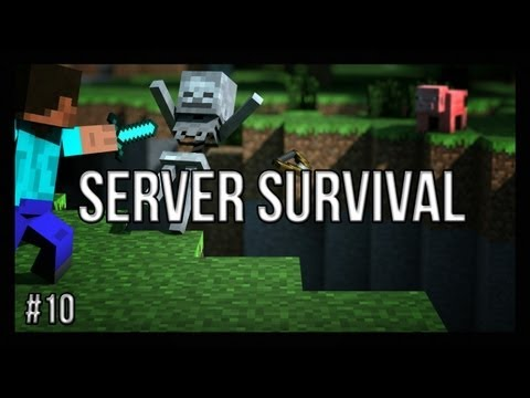 Minecraft - Server Survival - Natural, Organic Farming - 10