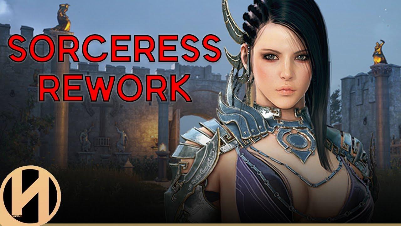 Sorceress Rework First Impressions: BAD OR BROKEN?