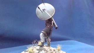 "Verlinden ""Roman Legionary"" in 54mm scale"