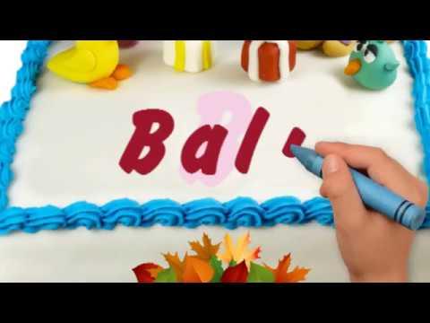 Happy Birthday Bali