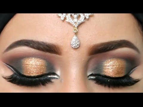 PROFESSIONAL WALEEMA BRIDAL MAKEUP TUTORIAL // INDIAN/PAKISTANI BRIDAL MAKERUP LOOK thumbnail