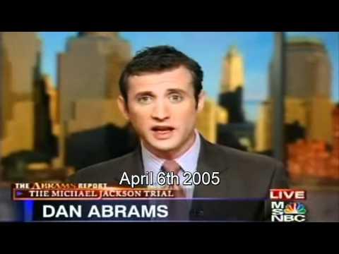 Jason Francia media coverage at the Michael Jackson trial 2005