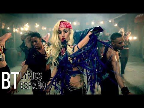 Lady Gaga - Judas (Lyrics + Español) Video Official