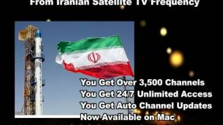 Iranian Satellite TV Frequency | Watch Over 3500 Movie Channels! by  trustguide1