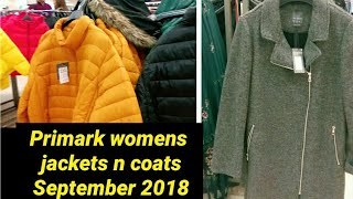 Primark Womens Jackets And Coats September 2018