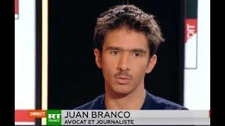 La guerre au Yemen, expliquee par Juan Branco