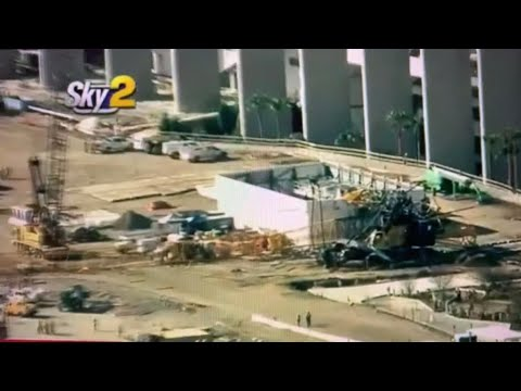 SoFi Stadium Crane Collapse Leads To Shut Down Of Live Cam Webpage