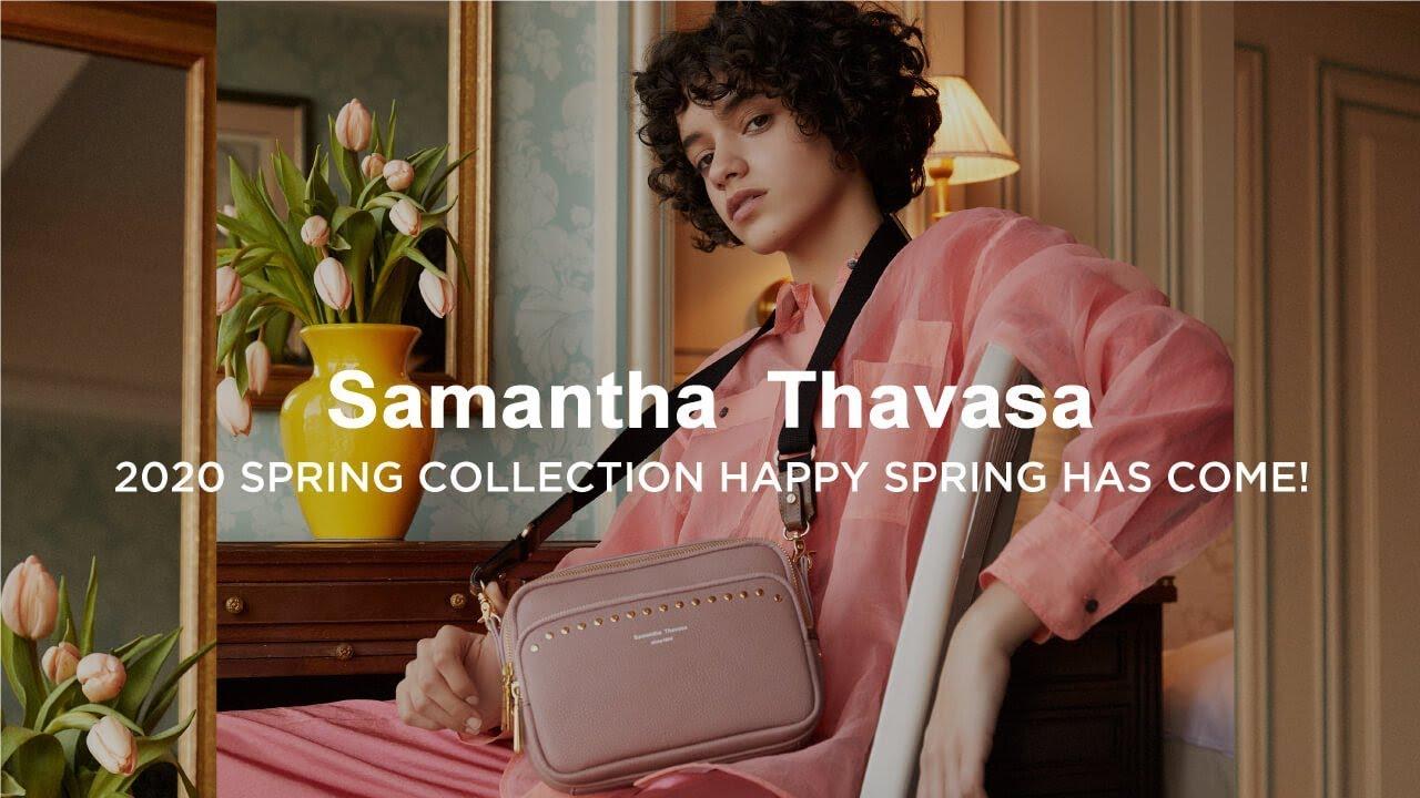 【Fashion Movie 】Samantha Thavasa 2020 Spring Collection