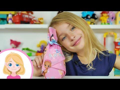 Распаковка игрушки Малыш Baby Born Doll - Маленькая Вера - Как мама