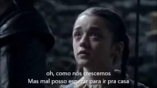 Castle on The Hill - Ed Sheeran (Tradução)