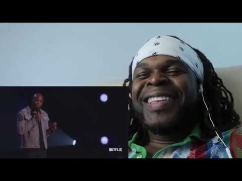 Dave Chappelle: Equanimity   Clip: Voting in the 2016 Election   Netflix - Reaction