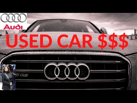 Shopping For Used Car In Canada.....Used Audi By Canadadarshan1000