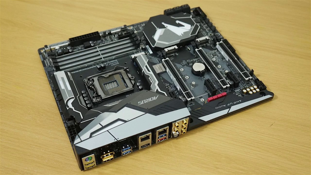 Video Review: Motherboard Gigabyte Z370 AORUS Gaming 7 | Jagat Review
