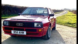 1984 Audi Sport Quattro. Best Group B homologation special ever?
