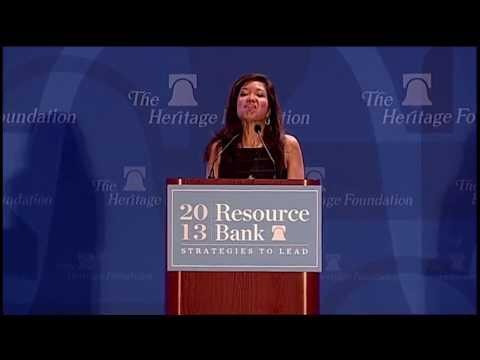 Resource Bank 2013: Michelle Malkin delivers the Robert H. Krieble Keynote address