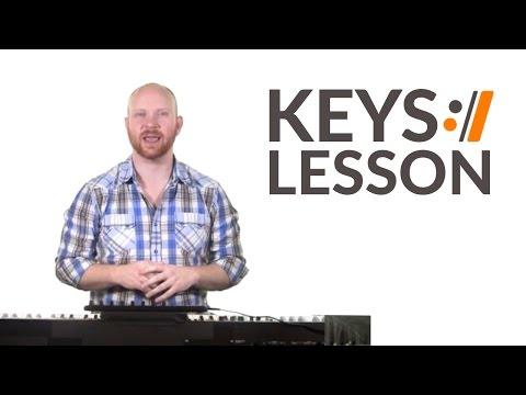Chasing You - Bethel Music // Keys Tutorial
