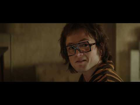 Rocketman | Your Song Clip HD | Paramount Pictures 2019