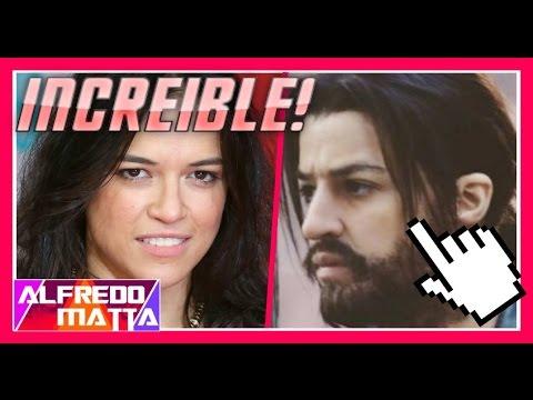 Tendencias: Michelle Rodriguez Hombre