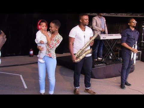 Zakes Bantwini's Bang Bang Tour Live Performance at Kirsternbosch Cape Town