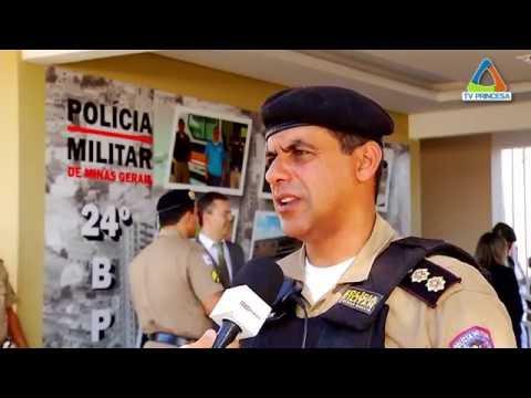 (JC 17/06/16) Polícia Militar inaugura Centro de Operações e nova sede da 55ª Companhia
