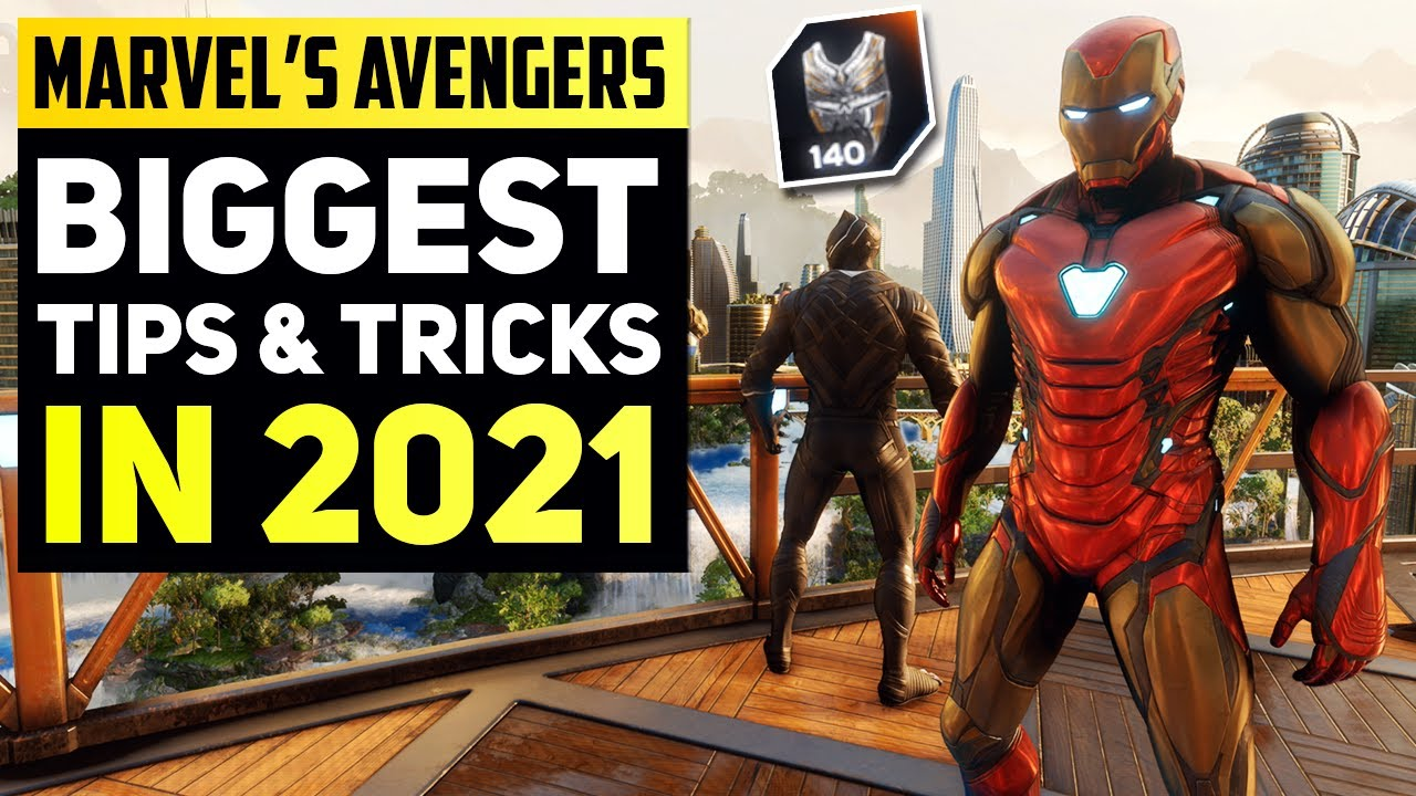Download Marvel's Avengers On Game Pass! Big Tips New Players Should Know In 2021 (Avengers Game)