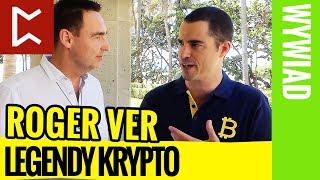 Wywiad: Roger Ver - Legendy Krypto + Konkurs