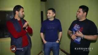 Mirjan Ashrapov & Elnur Valeh Shiki shiki baba klip jarayoni 2