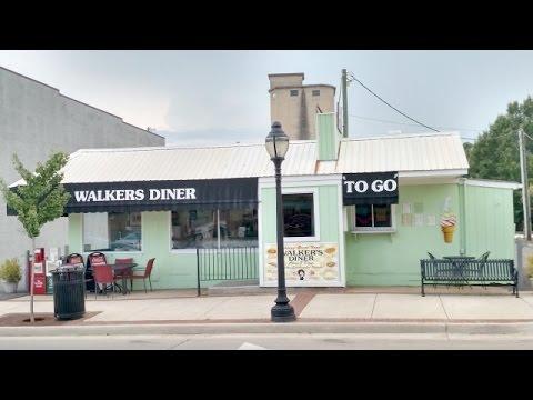 SOLD: Walker's Diner: 307 N. Main St. Farmville, VA 23901