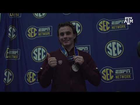 Swimming & Diving: 2019 SEC Championships Day 3