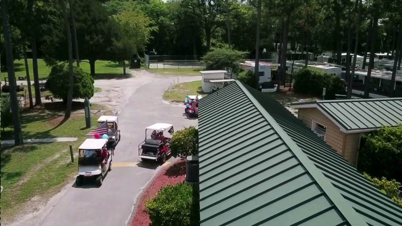 Whispering Pines RV park or for July golf cart parade 2018 ...