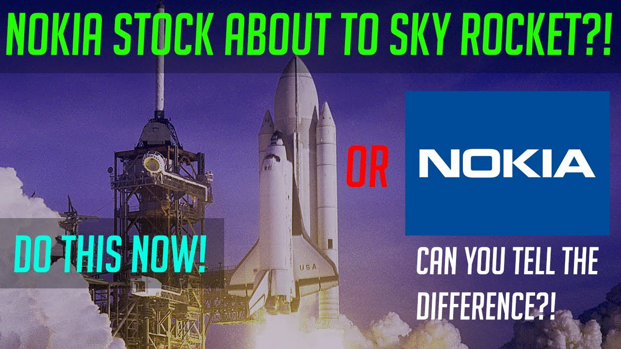Nokia Stock About To Sky Rocket?? | NOK Mini Short Squeeze Stock Analysis & Prediction