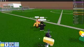 Roblox high school- Principal with enforce powers gameplay- Taking the students for a soccer game!