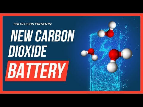 Carbon Dioxide Battery Breakthrough
