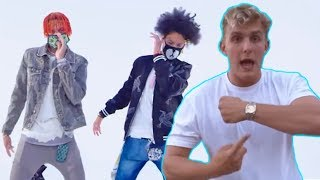 """Ayo & Teo - Rolex but every time they say """"rollie"""" Jake Paul shows off his brand new Rolex"""