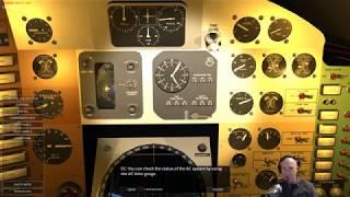 Driving Lessons in Mercury & Gemini Capsules