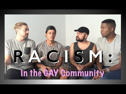 racial discrimination dating