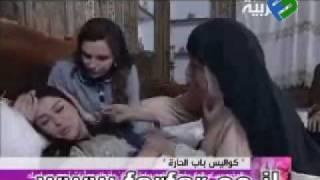 كواليس باب الحاره 4 شوفو الفيديو