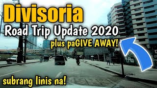 DIVISORIA ROAD TRIP UPDATE 2020 | plus FREE LOAD give away!!!